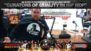 Stopbeefinradio TV - Interview with DJ Winn