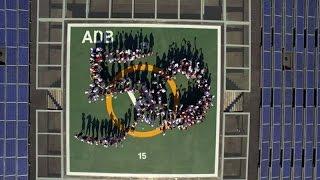 ADB is 50!