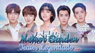 [Teaser LEGENDADO PTBR] Meteor Garden 2018