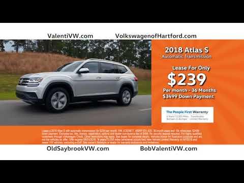 August Volkswagen Lease Specials in Watertown, Hartford, Mystic, & Old Saybrook