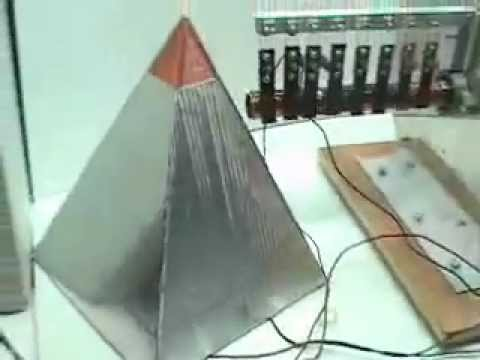 Free Energy Piramid Conservation Magnetic Electricity