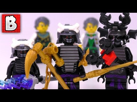 Every LEGO Ninjago