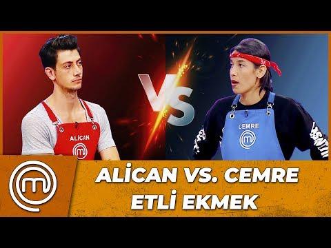 Alican VS. Cemre: Etli Ekmek Düellosu | MasterChef Türkiye 22.Bölüm