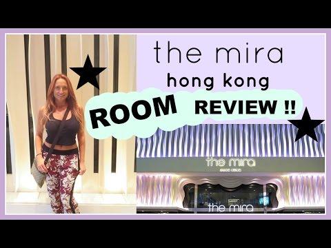 Mira Hotel Hong Kong Parkview Room Review