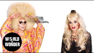 "UNHhhh Ep 99: ""Online Shopping"" with Trixie Mattel and Katya Zamolodchikova"