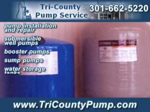 Tri County Pump Service Inc Pumps Boonsboro Md