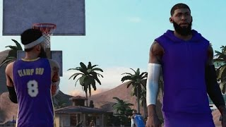 Derrick Rose Traded to the Knicks! NBA 2K16 Park PS4