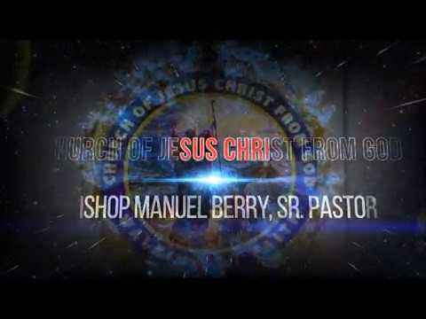 "Bishop Manuel Berry ""A Good Mother"" @ Church Of Jesus Christ From God"