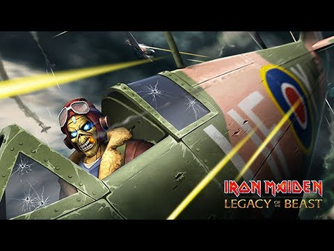 Strafing Run (Normal & Hard) Iron Maiden: Legacy Of The Beast |