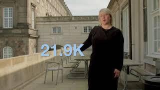 Christina Egelund - det er igen blevet billigere at være dansker
