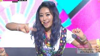 TREN-D - Candy Boy, 트렌디 - 캔디보이 Music Core 20131012