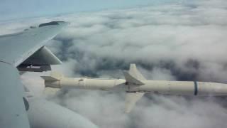 EA-6B Prowler AGM-88 shot
