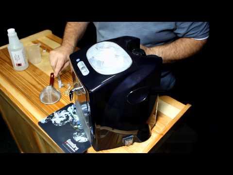 GemOro UltraSpa Steamer and Ultrasonic Cleaner