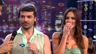 Showmatch 2012 - Problemas y discusiones para el adagio de Peter Alfonso y Paula Chaves