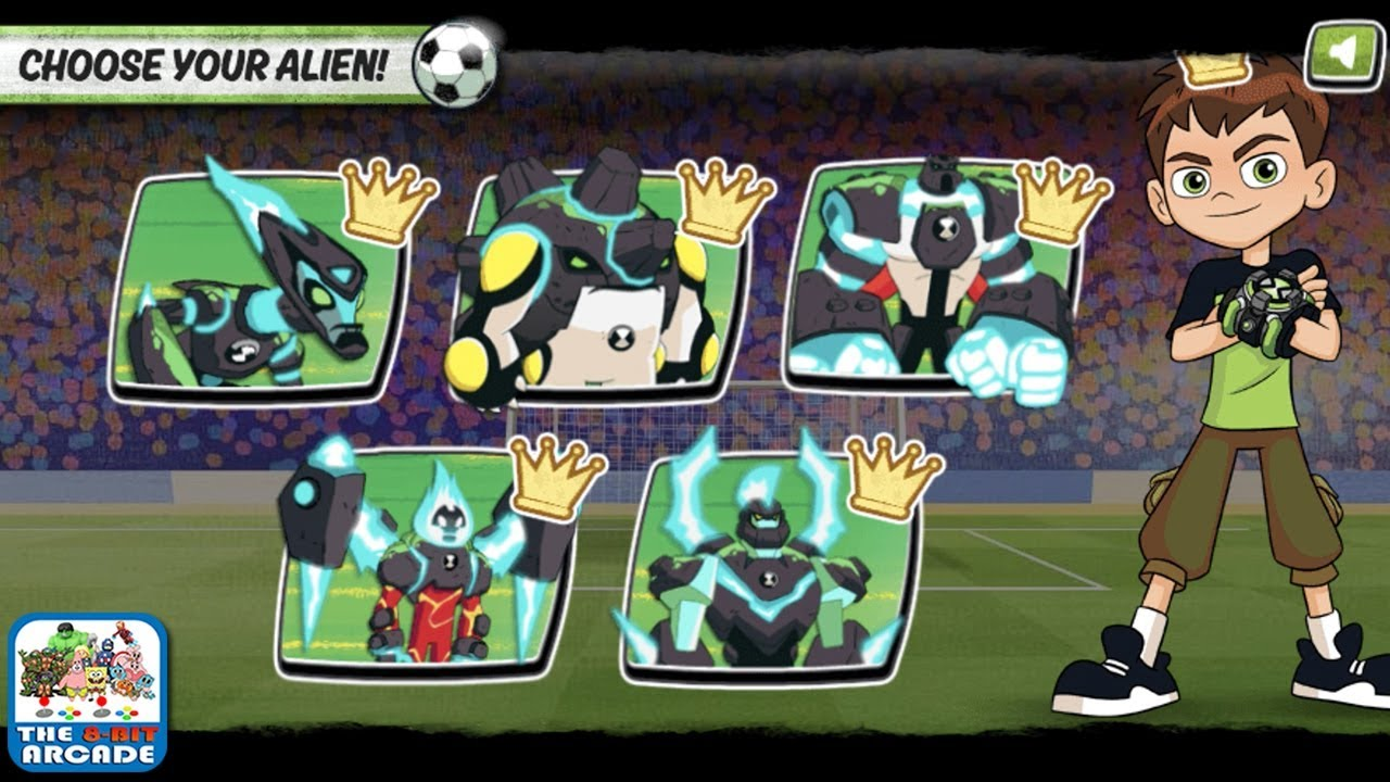 Ben 10: Penalty Power - Omni-Enhanced VS Intergalactic ...