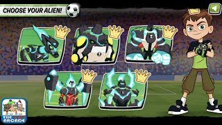 Ben 10: Penalty Power - Omni-Enhanced VS Intergalactic Aliens (Cartoon Network Games)