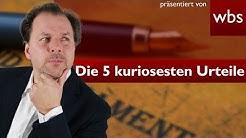 Die 5 kuriosesten Gerichtsurteile Deutschlands: 12 Vornamen sind 7 zu viel! | Kanzlei WBS