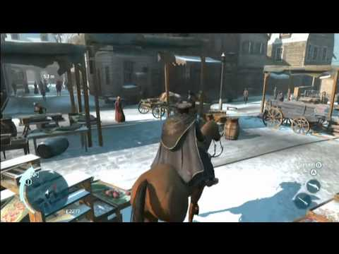 Let's Play Assassins Creed 3 #012- Eure Eltern
