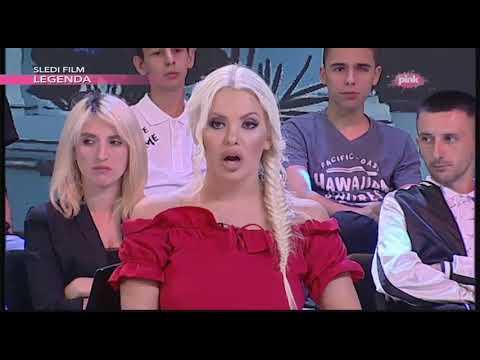 Zadruga, narod pita - Sanja i Matora o Andrijani i Sari - 11.08.2018.