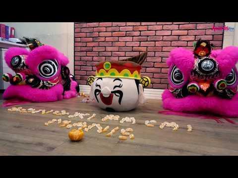 Tarian Singa Sempena Tahun Baru Cina