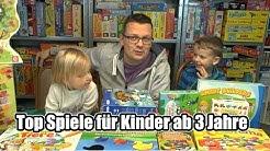 Top Kinderspiele für Kinder ab bzw. für 3 Jahre (zum Spielen oder als Geschenk) - Teil 305