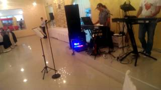 Zex Kazanova bend /Svadba Dvor Aleksandar, Leštane