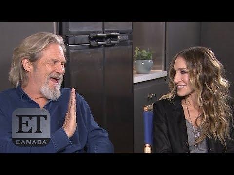 Sarah Jessica Parker And Jeff Bridges Talk Stella Artois Ad