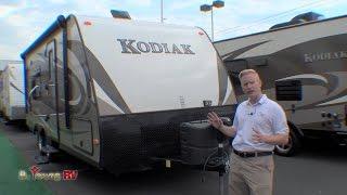 Stock #3350 2015 20-foot Kodiak Travel Trailer (Jeff Karlin)