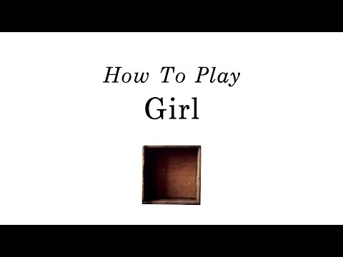 How to play 'Girl' by Tori Amos
