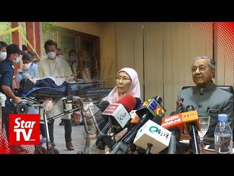 PC: No need to evacuate Pasir Gudang says Dr M