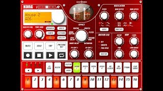 KORG iElectribe - Quick Jam With Some Cool Tricks - for the iPad