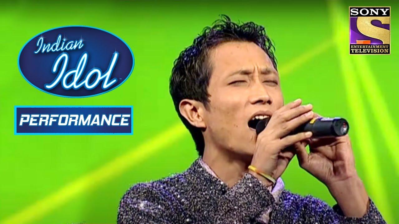 Download Prashant ने दिया एक जोरदार Performance | Indian Idol Season 3