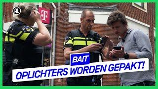 Phishing-oplichters achtervolgd en opgepakt! | BAIT #2 | NPO 3 TV