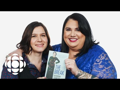 """The WWE of the literary world"": Candy Palmater and Katherena Vermette 