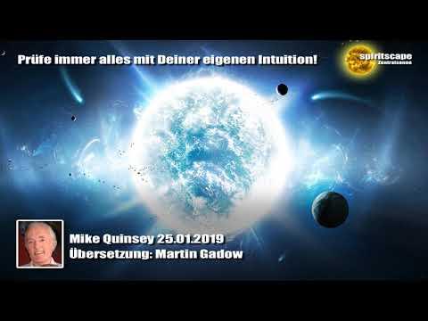 Mike Quinsey 25.01.2019 (Deutsche Fassung / Echte Lesung)