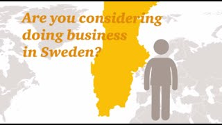 Doing business in Sweden by PwC