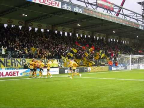 IF Elfsborg - AIK, Denni Avdic kononskott, 12 maj 2010