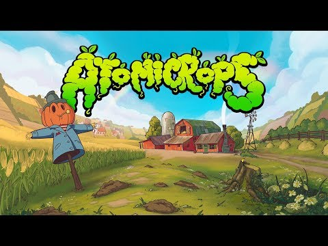 Atomicrops Reveal Trailer