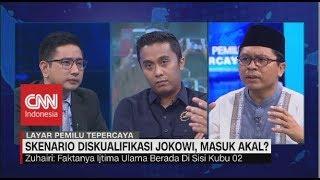 Skenario Diskualifikasi Jokowi, Masuk Akal? | Layar Pemilu Tepercaya