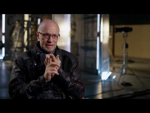 "Guardians of the Galaxy Vol. 2: Michael Rooker ""Yondu"" Behind the Scenes Movie Interview"