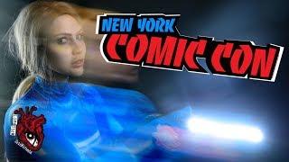 Tough time at Comic Con demo! - LiveView with Seth Miranda