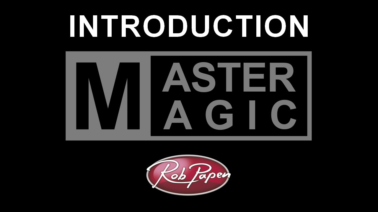 MasterMagic Introduction #1