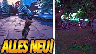 NEUER KUGLER + MAP UPDATES + ANIMATIONEN & SKIN STYLES!💯🔥  | NEUES UPDATE | Fortnite Battle Royale