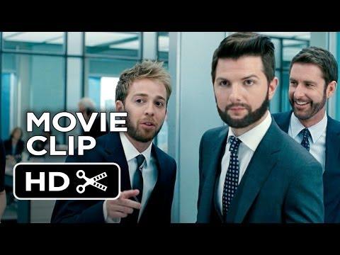The Secret Life Of Walter Mitty Movie CLIP - At Work (2013) - Adam Scott Movie HD