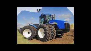 Największe traktory świata 2013