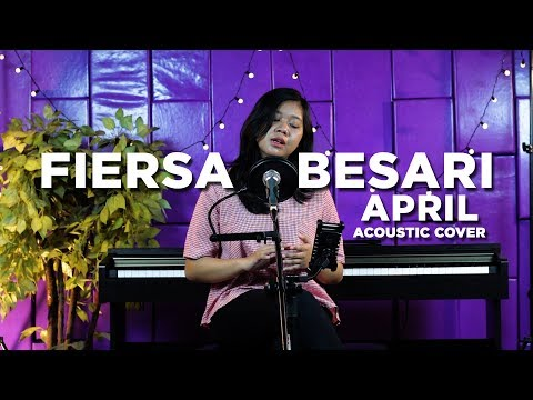 Fiersa Besari - April | Akustik Cover By Fairuz Chrisvianova ( HD AUDIO )