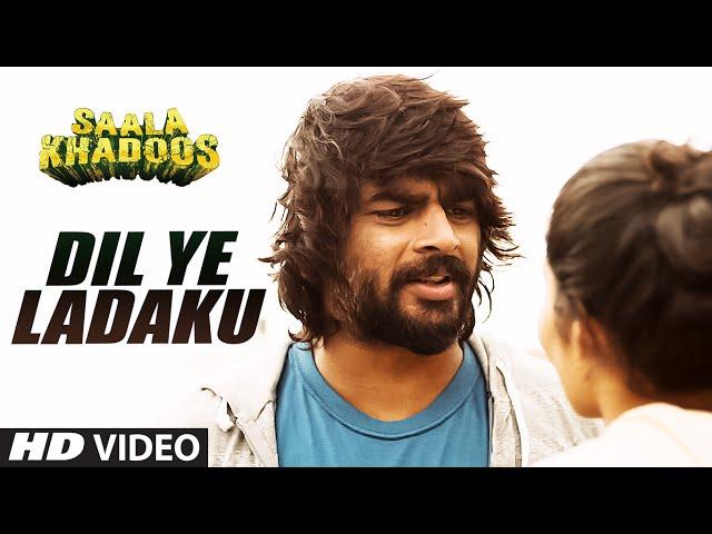 DIL YE LADAKU Video Song   SAALA KHADOOS   R. Madhavan, Ritika Singh   T-Series
