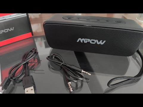 mpow-soundhot-r6-unboxing
