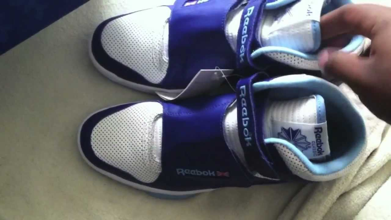 f4fa15433258f6 Reebok CL Alien Stomper - YouTube
