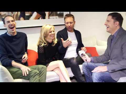 """Impastor"" Stars Michael Rosenbaum, Mircea Monroe & Mike Kosinski on the Cast Dynamic"